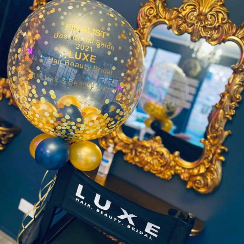 Hinckley Hair and Beauty Salon Named Best Bridal Salon 2021